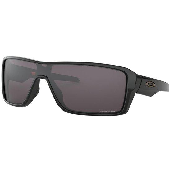 Óculos Oakley Ridgeline Polished Black Lente Prizm Grey - Preto ... 717e95c719