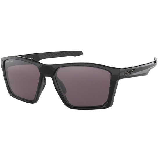 0c6fe4b9c8697 Óculos Oakley Targetline Polished  Lente Prizm Masculino - Preto ...