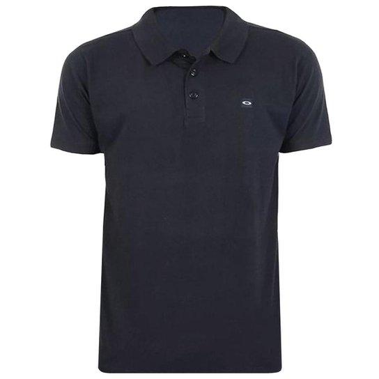 437d23f9f428d Camisa Polo Oakley Patch Masculina - Preto - Compre Agora