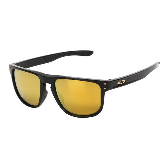 a21b62d7ddabf Óculos De Sol Oakley Holbrook R Iridium - Preto - Compre Agora