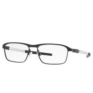 Óculos Oakley de Grau Truss Rod Masculino 520fa10912