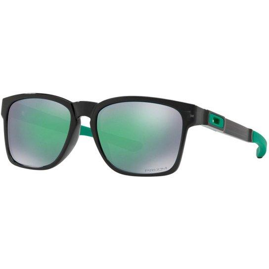 c3e89e0a417ac Óculos Oakley de Sol Catalyst Masculino - Preto - Compre Agora   Zattini