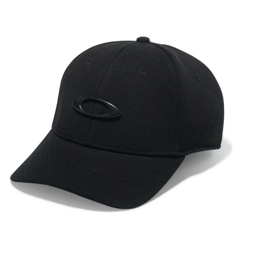 db00d6545dab6 Boné Oakley Tincan Cap Black - Preto - Compre Agora