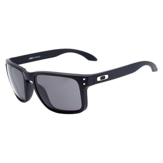 923a101fd Óculos Oakley Holbrook XL Masculino - Preto   Zattini