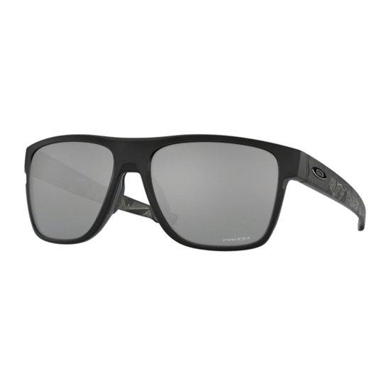 74feb073b Óculos de Sol Oakley Crossrange XL Masculino - Preto | Zattini