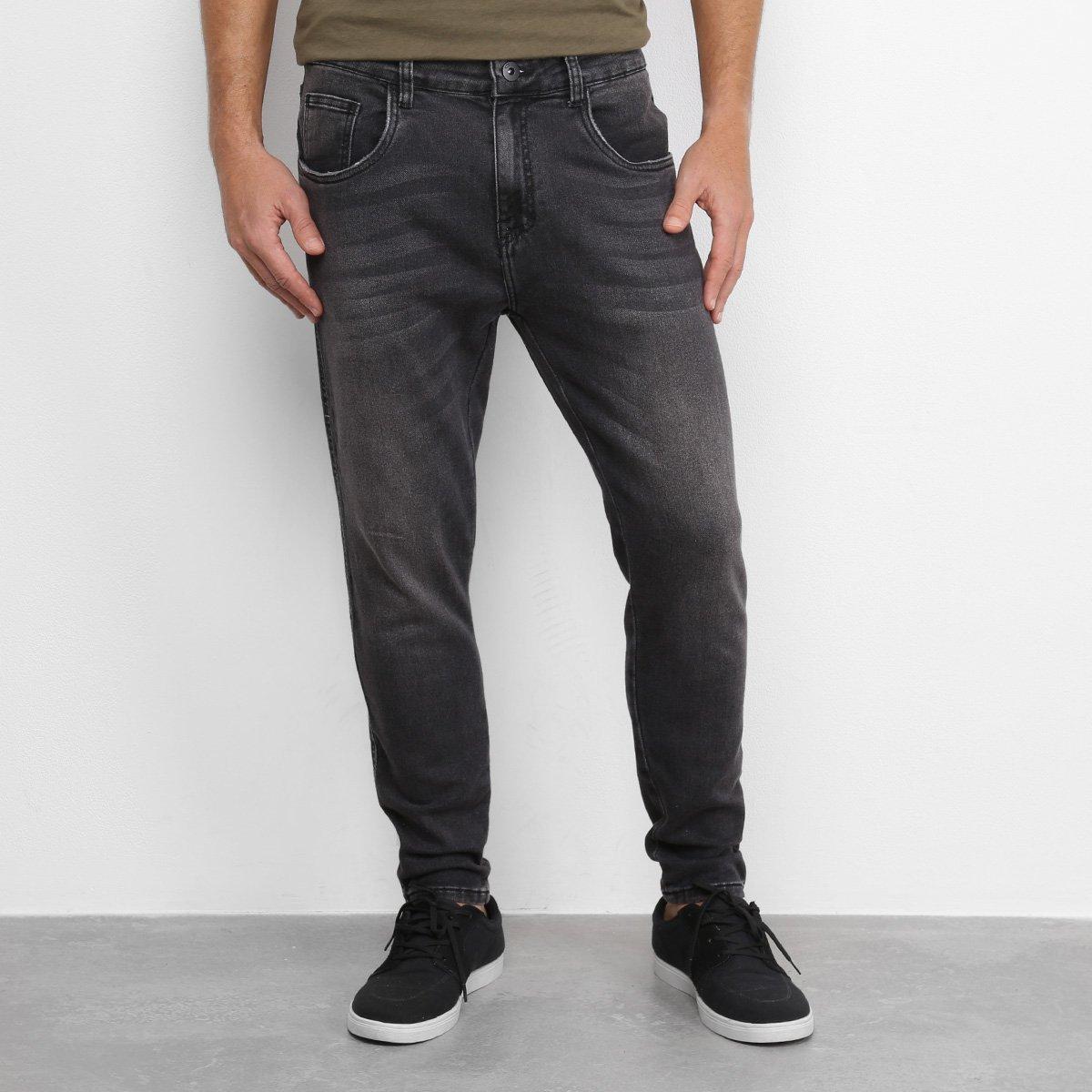 Calça Jeans Oakley Denim Fleece Masculina