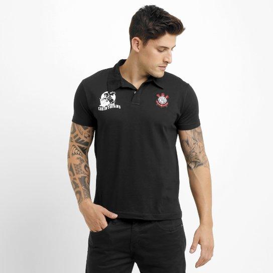 abc1da4544 Camisa Polo Corinthians Sou São Jorge - Compre Agora