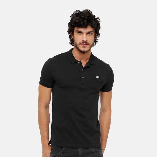 Camisa Polo Lacoste Piquet Bolso Masculina - Compre Agora   Zattini a293284819