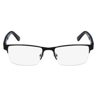 c131e7651deab Armação Óculos de Grau Lacoste L2237 002 55