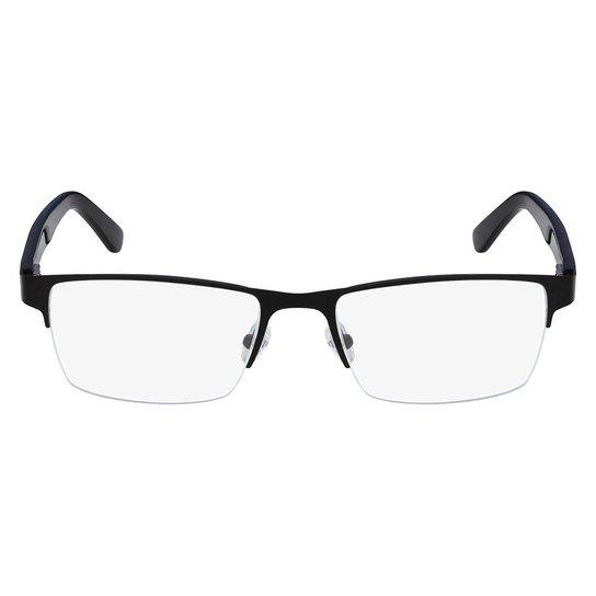 4efaf64542c13 Armação Óculos de Grau Lacoste L2237 002 55 - Compre Agora