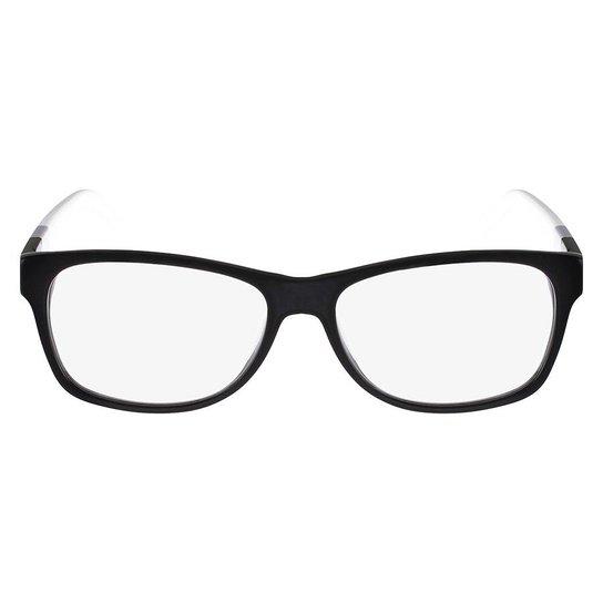 ce0de6355 Armação Óculos de Grau Lacoste L2691 001/53 - Preto - Compre Agora ...