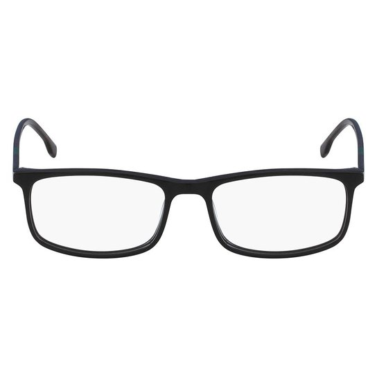Armação Óculos de Grau Lacoste L2808 001 55 - Preto - Compre Agora ... ec79d8e68a