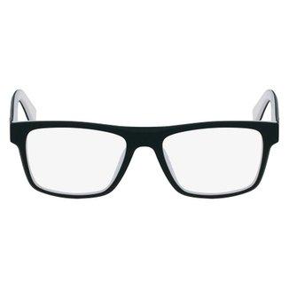 1df96abf2b428 Armação Óculos de Grau Lacoste L2792 315 53