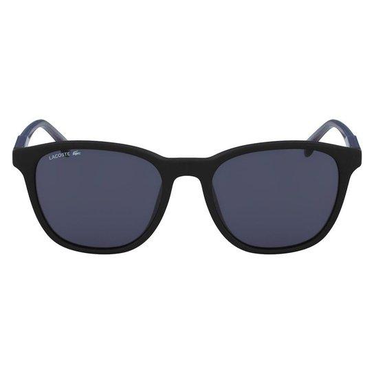 173ece7bab777 Armação Óculos de Sol Lacoste L864S 604 53 - Preto - Compre Agora ...