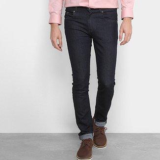6e3619b3acd74 Calça Jeans Skinny Lacoste Masculina