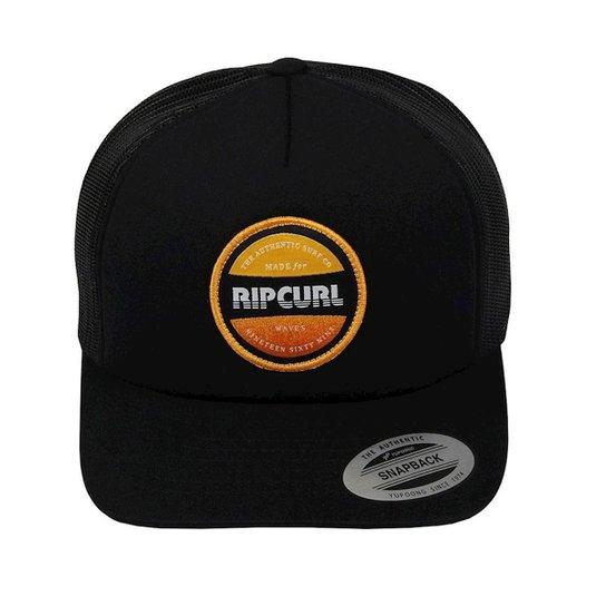 8416e89ab17aa Boné Rip Curl Essential - Preto - Compre Agora
