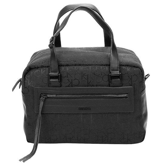 Bolsa Calvin Klein Baú - Compre Agora  b5de4040a61