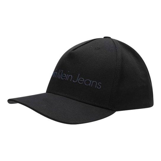 Boné Calvin Klein Aba Curva Logo Masculino - Compre Agora  c3bbb1e2662
