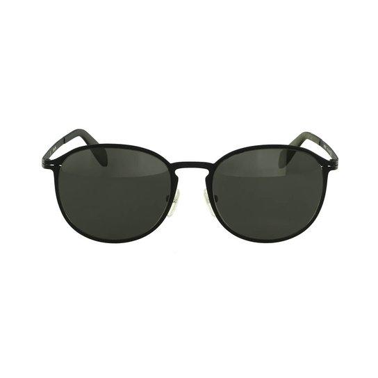 Óculos de Sol CALVIN KLEIN Retrô Preto - Compre Agora   Zattini f2c6d9c787
