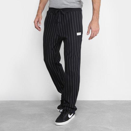 aa33ec2756 Calça De Moletom Calvin Klein Listras Masculino - Compre Agora