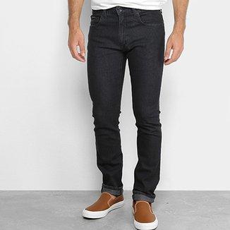 a2bcc3267ed72 Calça Jeans Skinny Calvin Klein Skinny Black Masculina