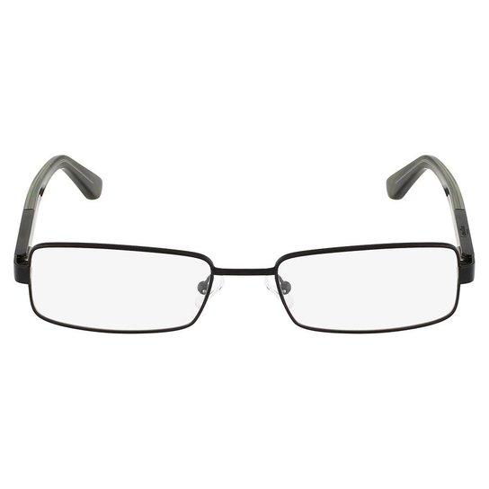 Armação Óculos de Grau Calvin Klein CK7370 001 55 - Compre Agora ... 93919734d5