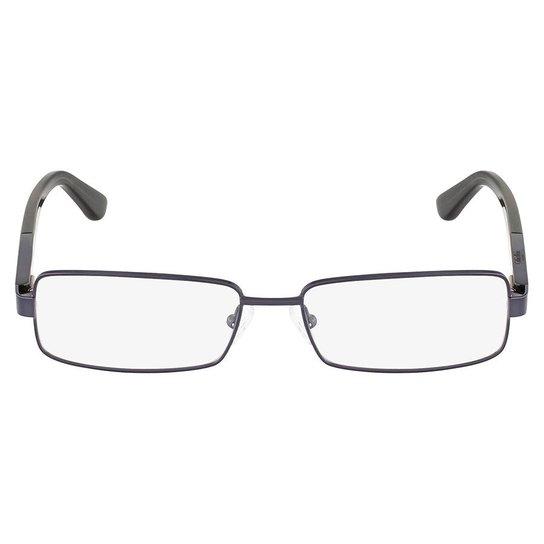 a0cd7e27b27ec Armação Óculos de Grau Calvin Klein CK7370 401 55 - Compre Agora ...