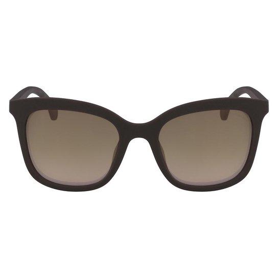a104cd002 Óculos de Sol Calvin Klein Jeans CKJ819S 256/54 - Compre Agora | Zattini