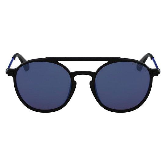 Óculos de Sol Calvin Klein Jeans CKJ511S 002 52 - Compre Agora   Zattini 51d7ba56d3