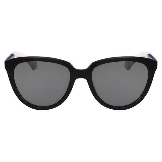 Óculos de Sol Calvin Klein Jeans CKJ802S 001 55 - Compre Agora   Zattini 667f8dc38e