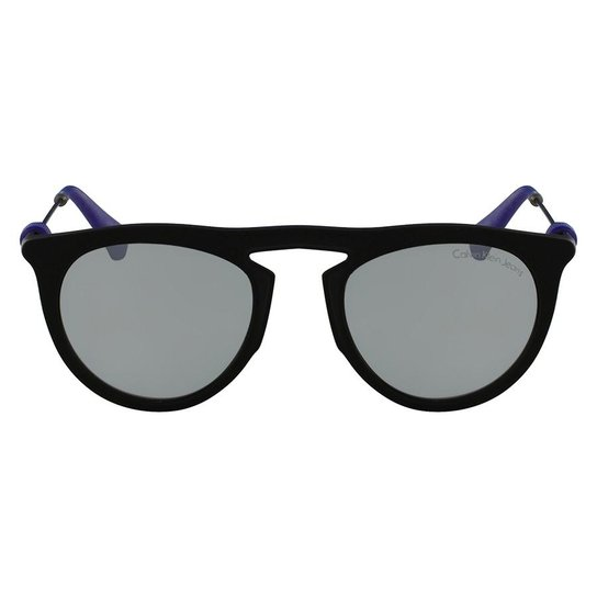 Óculos de Sol Calvin Klein Jeans CKJ505S 002 50 - Compre Agora   Zattini d9b86722a8
