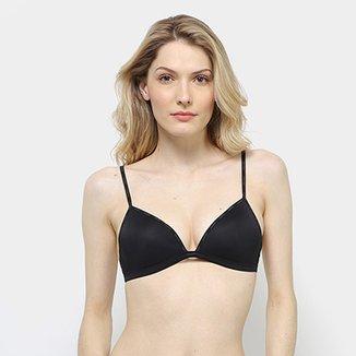 a27a4f01af Sutiã Triângulo com Bojo Calvin Klein Feminino