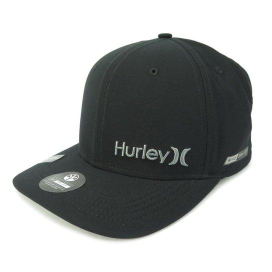 124c927229db5 Boné Hurley Aba torta Snapback Nike Dri-Fit Preto - Compre Agora ...