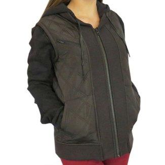 Jaqueta Rocky Jacket Hurley Feminina a81b1295423
