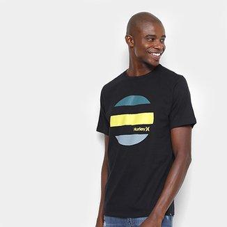 6c60961fdee84 Camiseta Hurley Silk Drive Through Masculina