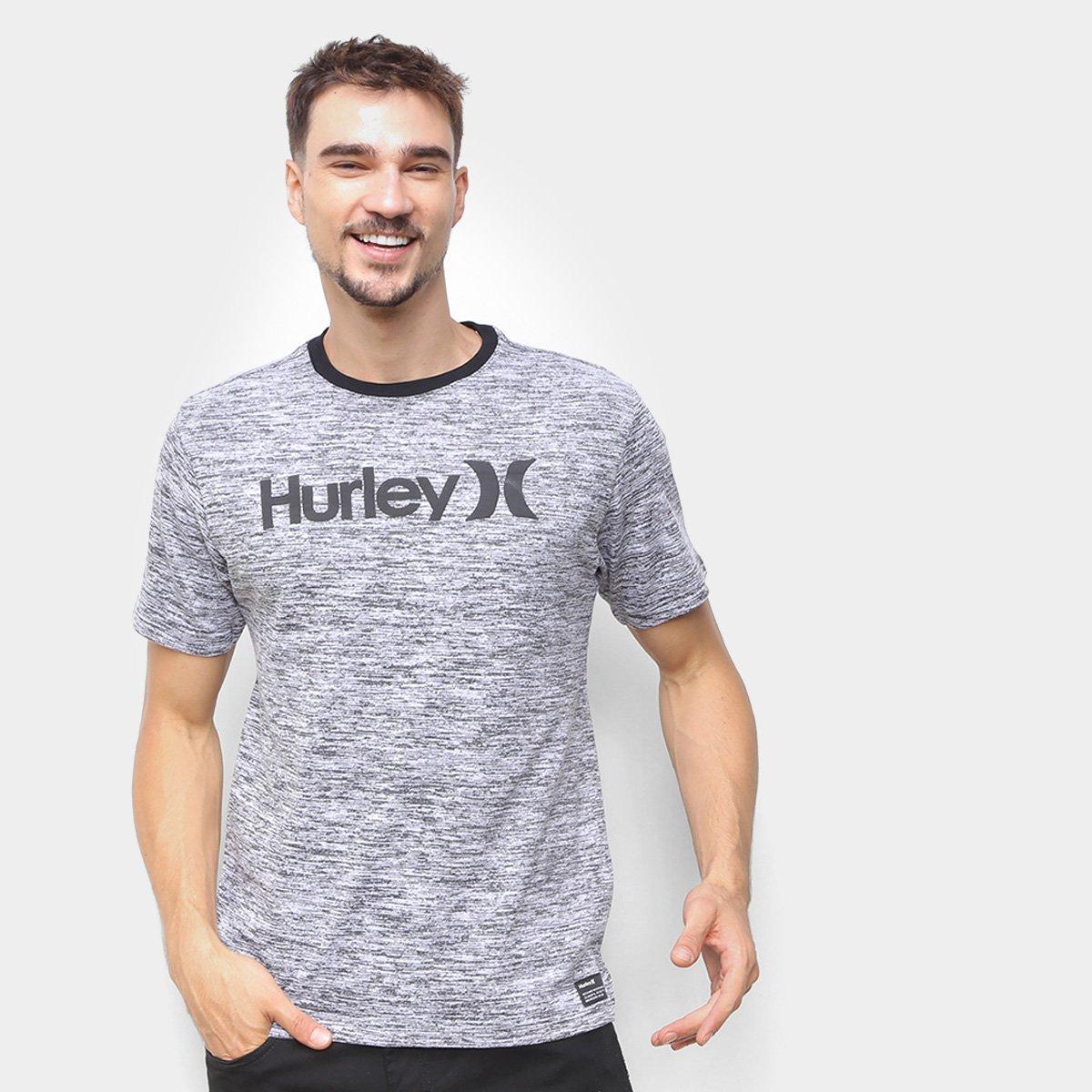Camiseta Hurley Mosaico One Masculina