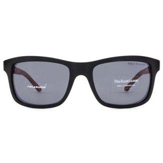 fe0c92bcff3a4 Óculos Polo Ralph Lauren PH4095 55048 57