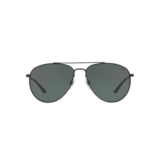 Óculos de Sol Polo Ralph Lauren Piloto PH3111 Masculino - Compre ... 12e21ce48d