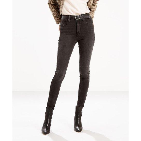 Calça Jeans Mile High Super Skinny Levis - Compre Agora  aa9bbe4da88