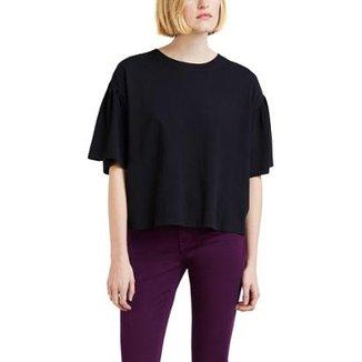 Camiseta Maddie Levis Feminina 8733688796a
