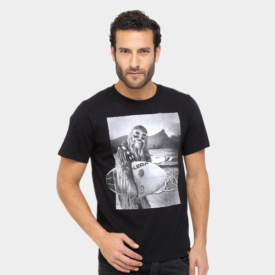 07686611bd Camiseta Cavalera Chewbacca Masculina - Compre Agora