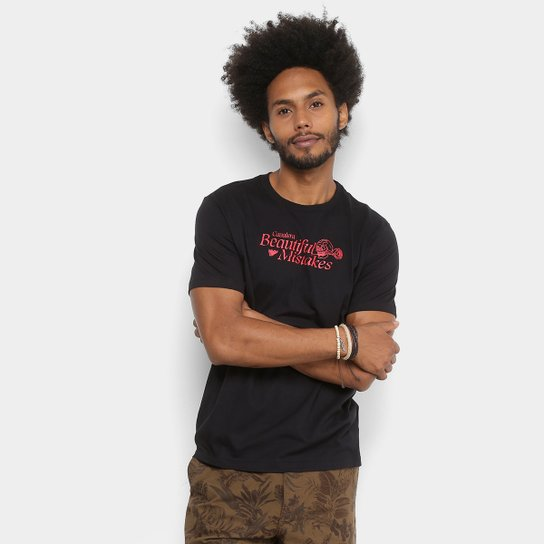 8059c04e1 Camiseta Cavalera Estampada Masculina - Compre Agora