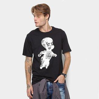 a19fc0f929 Camiseta Cavalera Estampa Gasparzinho Masculino