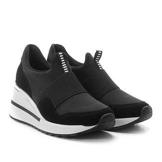 07d078fa60d Tênis Sneaker Via Marte sem Cadarço Feminino