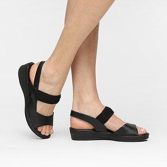 056d6cf01 Sandálias Usaflex Feminino Preto - Calçados | Zattini