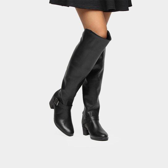 088b5ae3a Bota Over The Knee Bottero Fivela Feminina - Compre Agora