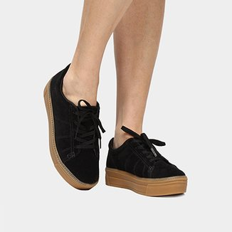 dfa23a539 Tênis Sneaker Salto Anabela Dakota B9751 Feminino. Confira · Tênis Dakota  Flatform
