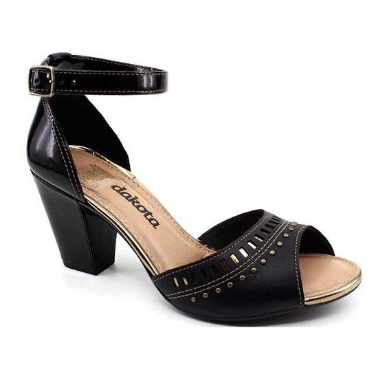 b23c222a9 Sandália Salto Dakota Z - Compre Agora | Zattini