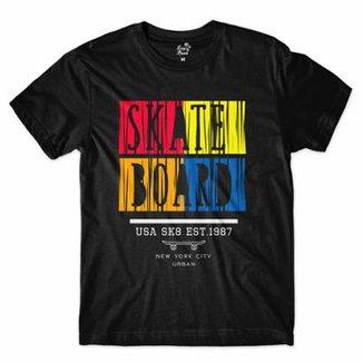 Camiseta Long Beach New York Skate Sublimada Masculina 9ce392a918d