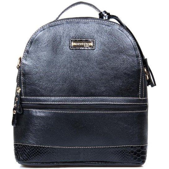 f0c41193b0 Mochila Feminina Bag - Preto - Compre Agora